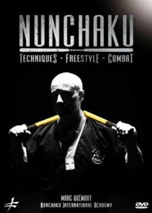 Rent Nunchaku Freestyle Techniques Online DVD Rental