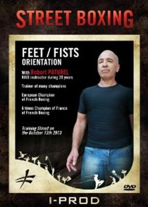 Rent Street Boxing: Feet and Fists Orientation Online DVD Rental