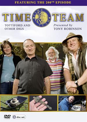 Time Team: Series 18 Online DVD Rental