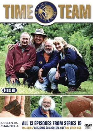 Time Team: Series 15 Online DVD Rental