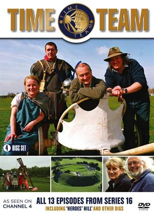 Time Team: Series 16 Online DVD Rental