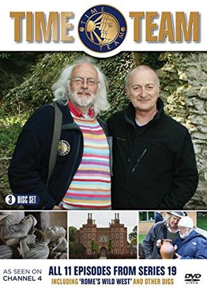 Time Team: Series 19 Online DVD Rental