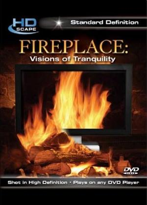 Fireplace: Visions of Tranquility Online DVD Rental
