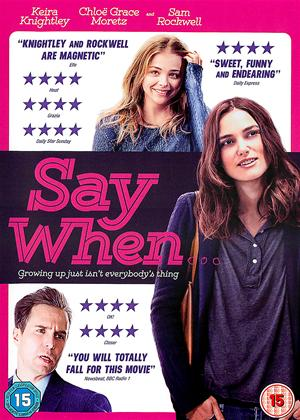 Say When Online DVD Rental