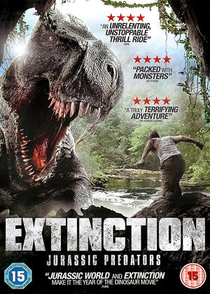Rent Extinction: Jurassic Predators Online DVD Rental