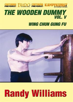 Rent Wing Chun Wooden Dummy Form: Basic Drills Online DVD Rental