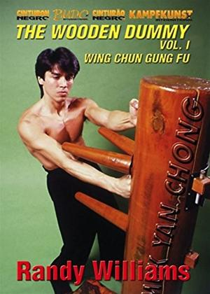 Rent Wing Chun Wooden Dummy Form: Part One Online DVD Rental