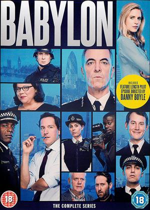 Babylon: The Complete Series Online DVD Rental
