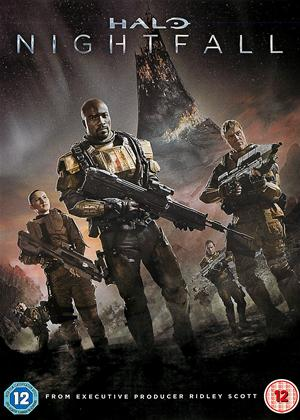 Rent Halo: Nightfall Online DVD Rental