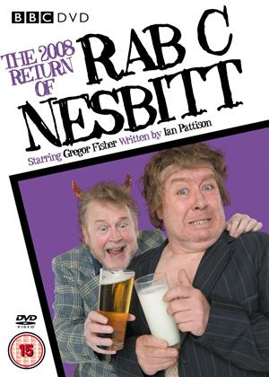 Rent Rab C Nesbitt: 2008 Christmas Specials Online DVD Rental