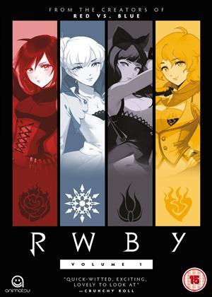 Rent RWBY: Vol.1 Online DVD Rental