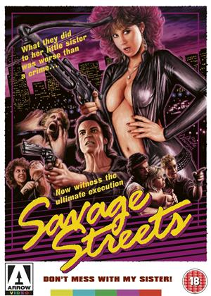 Savage Streets Online DVD Rental