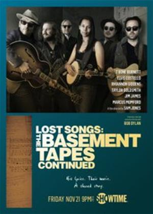 Lost Songs: The Basement Tapes Continued Online DVD Rental