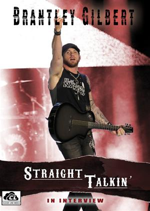Rent Brantley Gilbert: Straight Talkin' Online DVD Rental