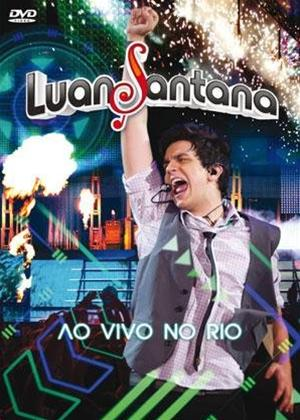 Rent Luan Santano: Ao Vivo No Rio Online DVD Rental