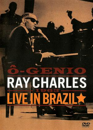 Ray Charles: The Genius: Live in Brazil Online DVD Rental