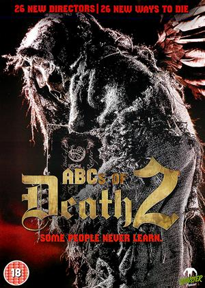 ABCs of Death 2 Online DVD Rental