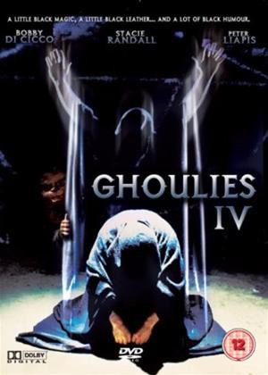 Ghoulies 4 Online DVD Rental