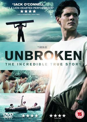 Unbroken Online DVD Rental