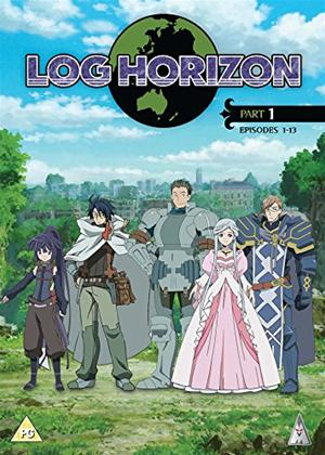 Rent Log Horizon: Series 1: Part 1 Online DVD Rental