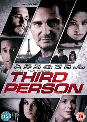 Rent Third Person Online DVD Rental