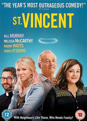 St. Vincent Online DVD Rental