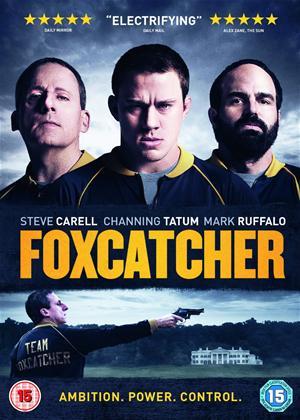 Foxcatcher Online DVD Rental