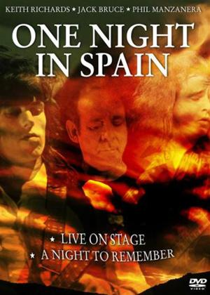 One Night in Spain Online DVD Rental
