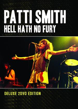 Rent Patti Smith: Hell Hath No Fury Online DVD Rental