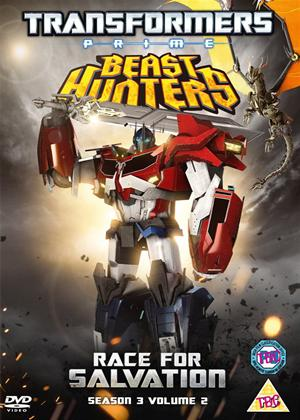 Rent Transformers Prime: Series 3: Part 2 Online DVD Rental