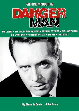 Danger Man Online DVD Rental