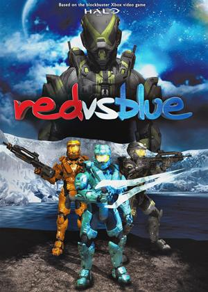 Red vs. Blue Online DVD Rental