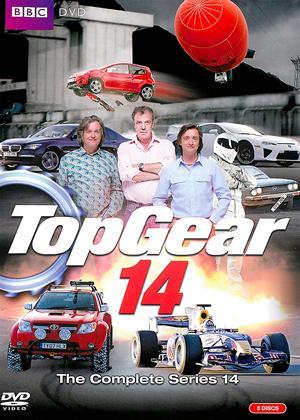 Top Gear: Series 14 Online DVD Rental