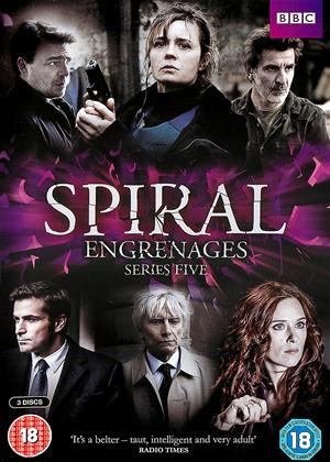 Rent Spiral: Series 5 (aka Engrenages: Serie 5) Online DVD Rental