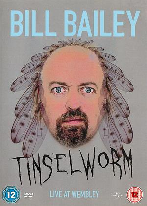 Rent Bill Bailey: Tinselworm: Live at Wembley Online DVD Rental
