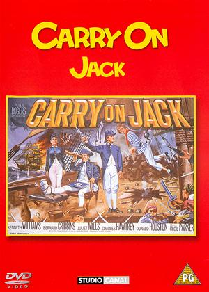 Carry on Jack Online DVD Rental