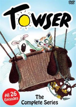Towser Online DVD Rental