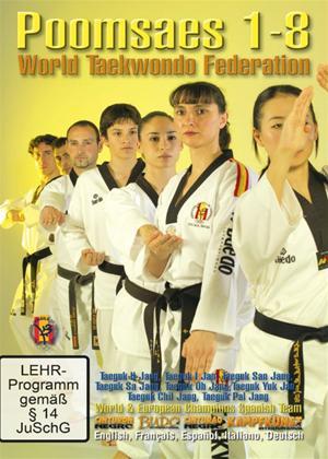 Rent Taekwondo WTF: Pumses Basicos (aka Taekwondo WTF Basic Poomsae) Online DVD Rental