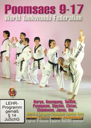 Rent Taekwondo WTF: Pumses Superiores (aka Taekwondo WTF Superior Poomsae) Online DVD Rental