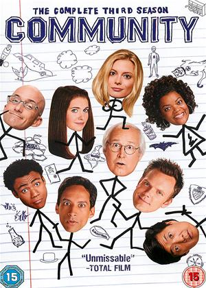Community: Series 3 Online DVD Rental