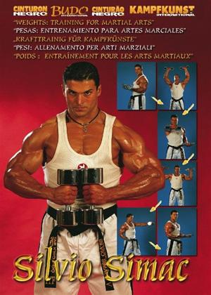 Rent Weights Training for Martial Arts (aka Entrenamiento Con Pesas Para Artes Marciales) Online DVD Rental