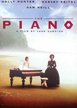 The Piano Online DVD Rental
