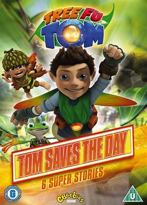 Tree Fu Tom: Super Helper Online DVD Rental