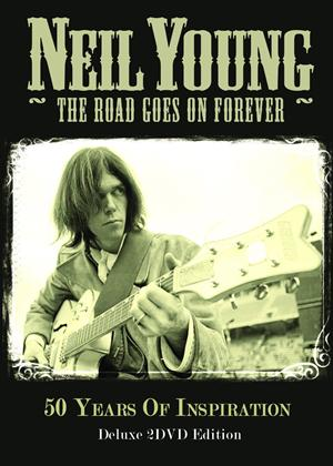 Neil Young: The Road Goes on Forever Online DVD Rental