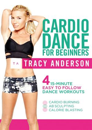 Tracy Anderson: Cardio Dance for Beginners Online DVD Rental