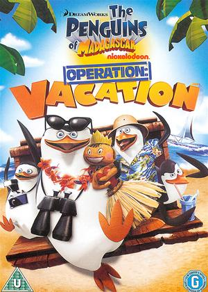 The Penguins of Madagascar: Operation Vacation Online DVD Rental