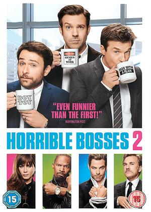 Horrible Bosses 2 Online DVD Rental
