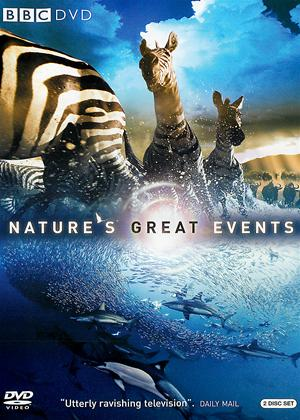 Rent Nature's Great Events Online DVD Rental