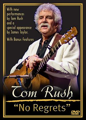 Tom Rush: No Regrets Online DVD Rental