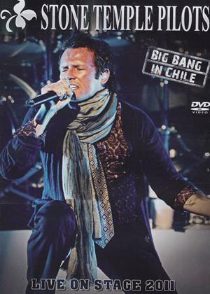 Stone Temple Pilots: Big Bang in Chile Online DVD Rental
